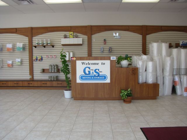 Our Showroom   Moving Company In Toronto